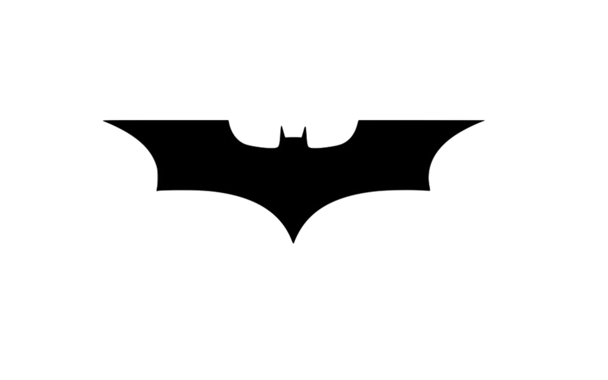 Black And White Batman Logo Www Pixshark Com Images