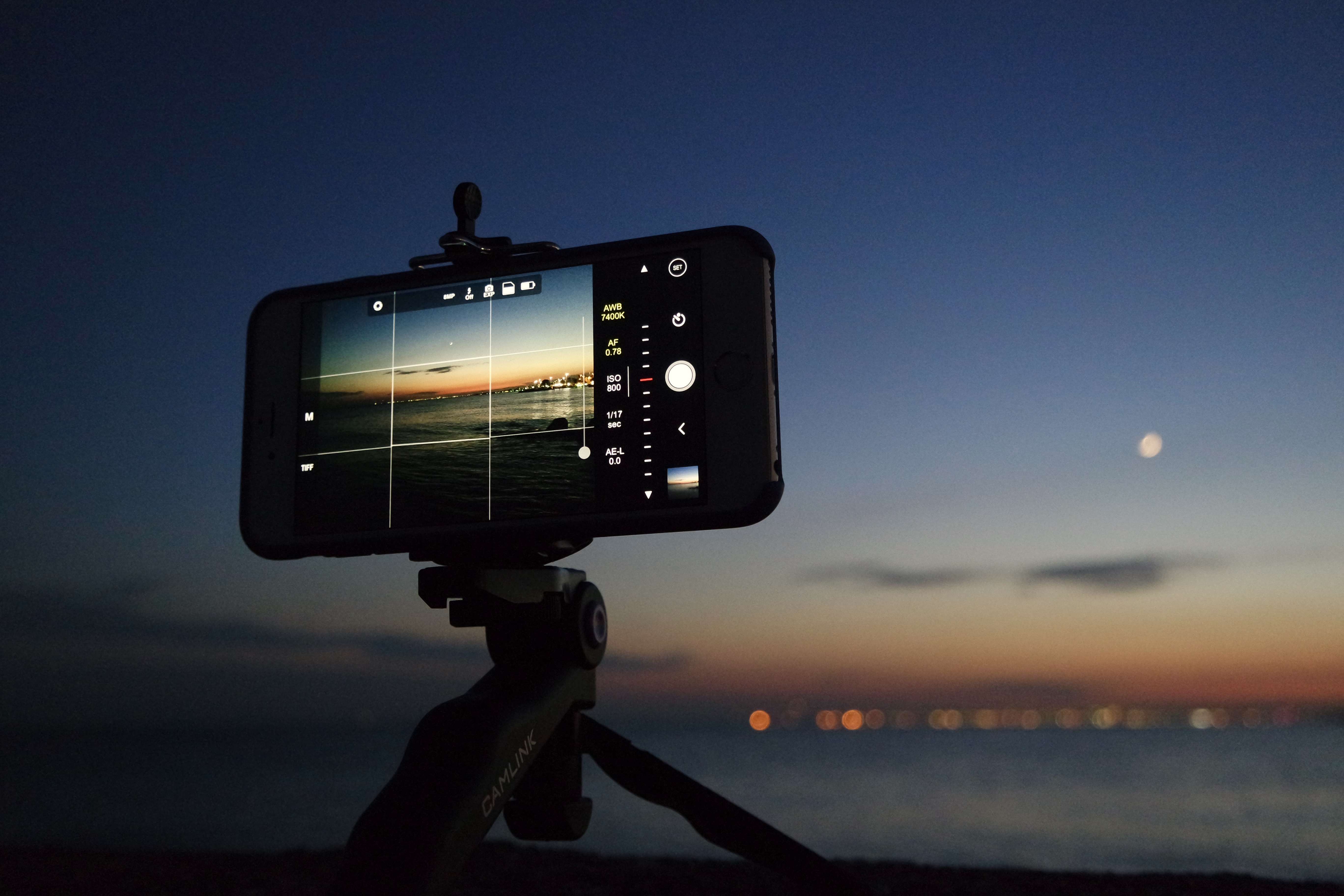 Smartphone Taking Pictures · Free Stock Photo