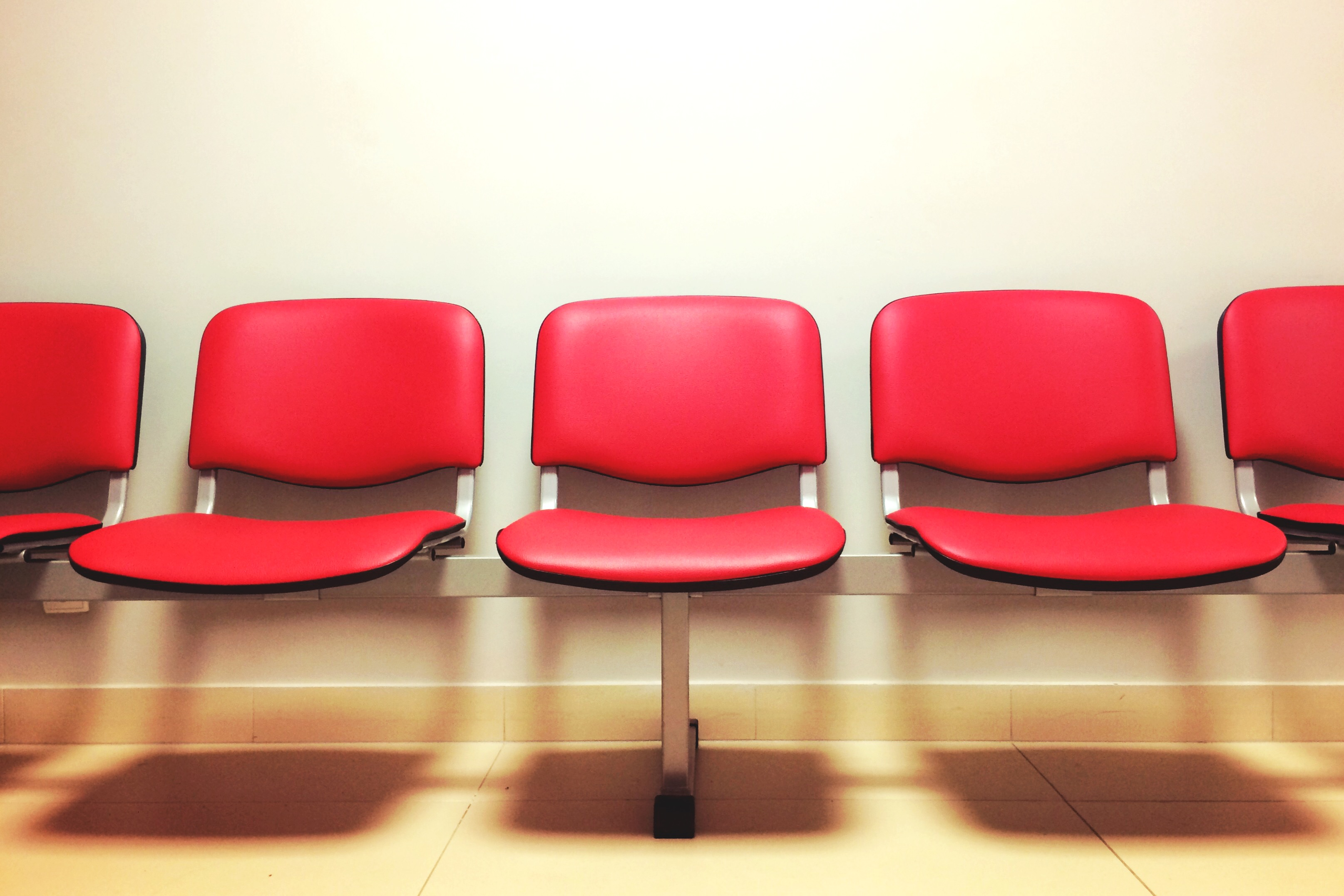Free stock photo of seats waiting room