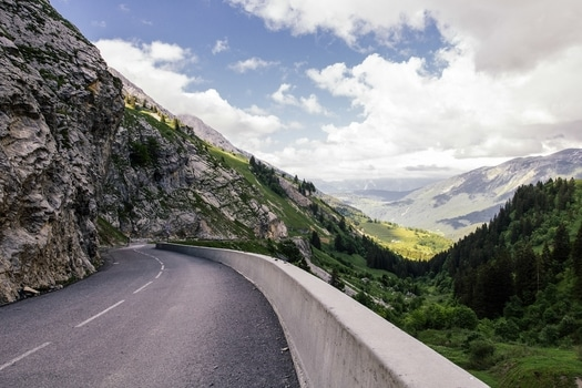 Free stock photo of road, mountains, street, cliff
