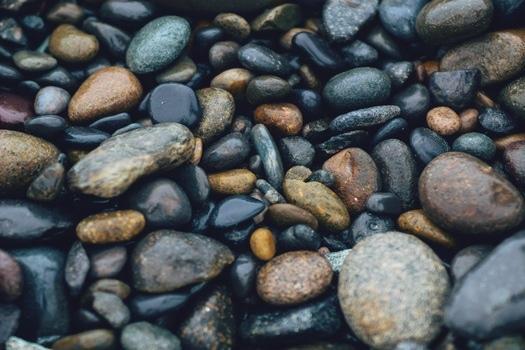 Free stock photo of rocks, stones, wet, pebbles