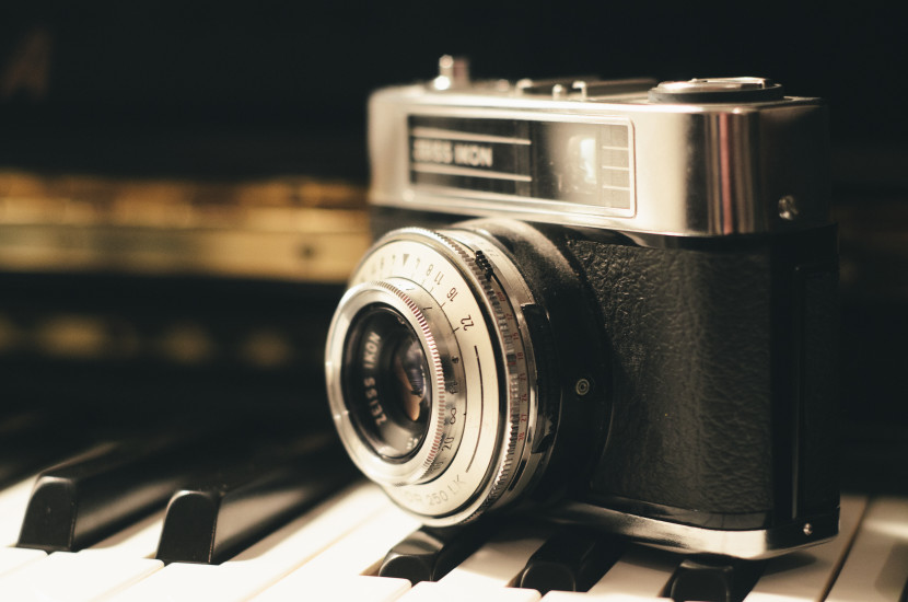 Analog Camera, Camera, Lens, Old, Photo, Photography