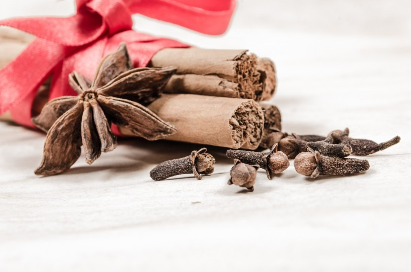 Anice, Aromatic, Christmas, Cinnamon, Decoration, Red