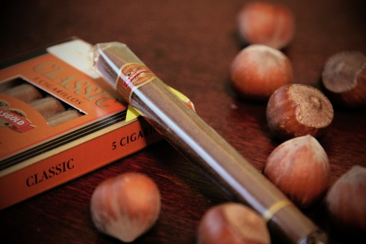 Autumn, Cigarettes, Hazelnuts, Smoking