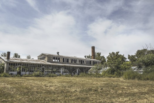 Broken, Building, Dilapidated, Fabric