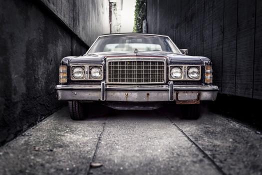 Car, Narrow, Parking, Tightly