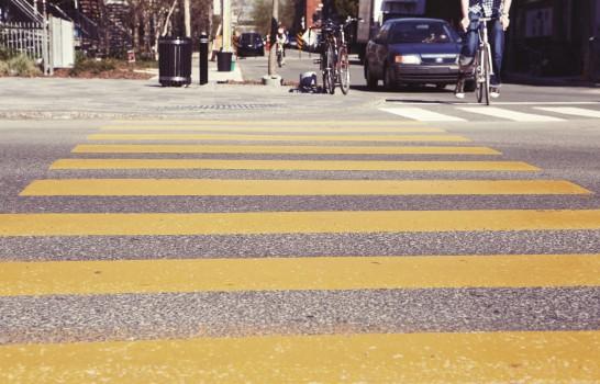 Crosswalk, Zebra Crossing