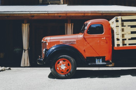 Old, Truck, Vehicle, Vintage