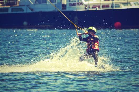 Boy, Water-ski