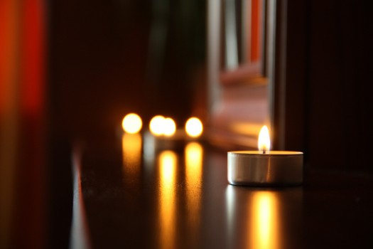 Candlelight, Candles, Date, Love