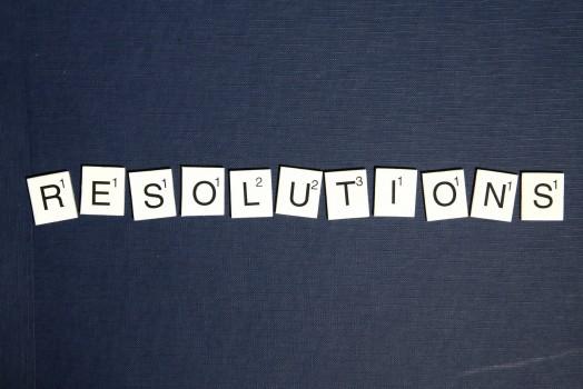Resolutions, Scrabble