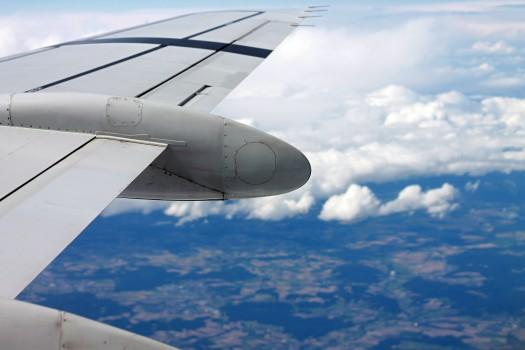 Airplane, Flight, Travelling