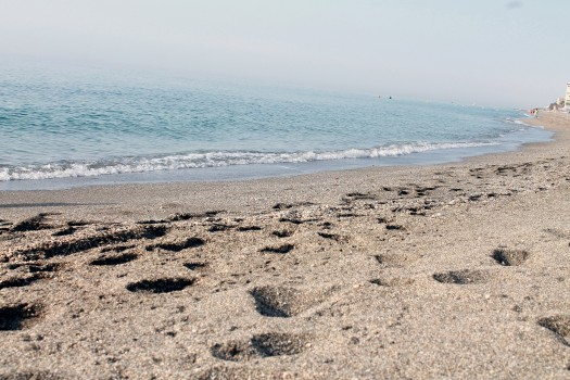 Beachs, Holiday, Pebbles, Sand