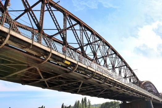 Bridge, Czech Republic, Iron, Prague