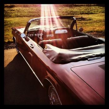 Cabrio, Car, Sunny