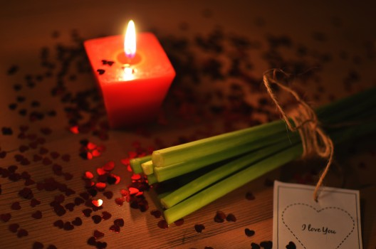Candlelight, Gift, Love, Present