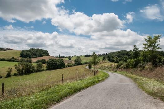 Countryside, Fields, Landscape, Rural