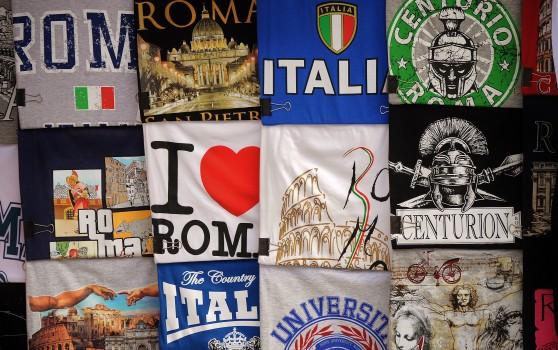 Italian, Italy, T-shirts