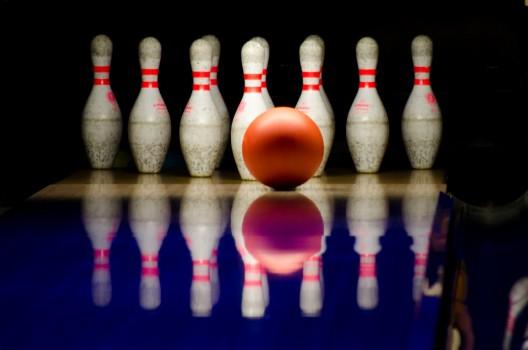 Alley, Ball, Bowl, Bowling