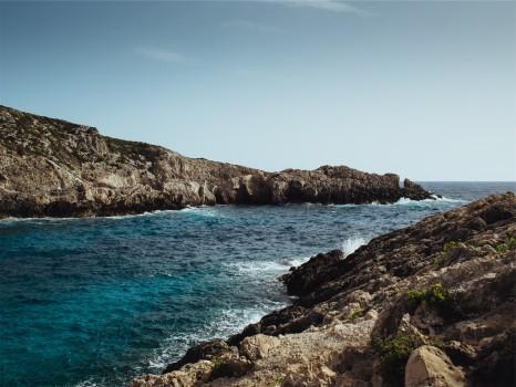 Bay, Coast, Cove, Landscape