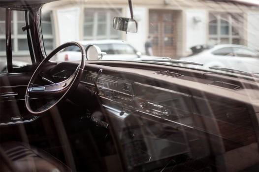 Car, Classic, Interior, Oldtimer