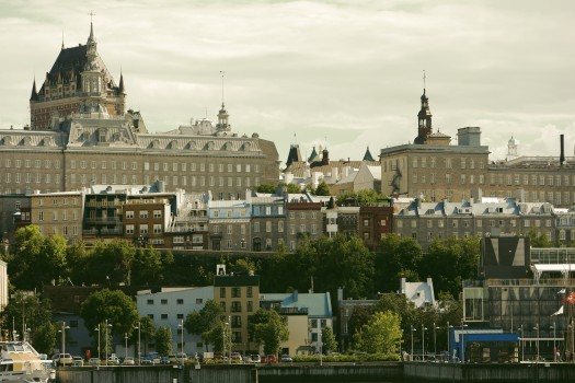Castle, Houses, Overview, Port