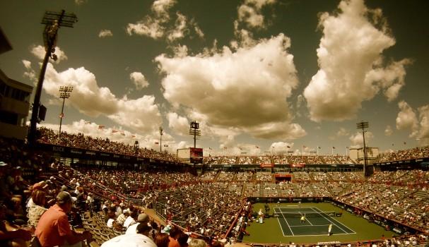 Clouds, Crowd, Event, Fans
