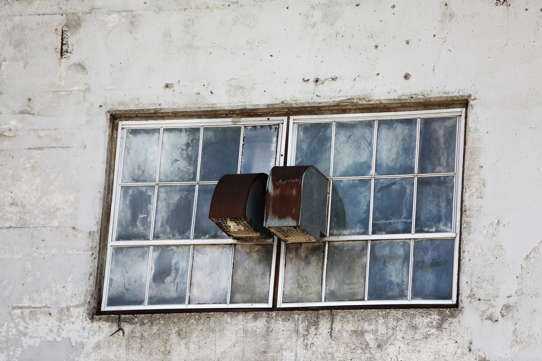 Damage Ventilation Wall Window · Free Photo #5D4D3C