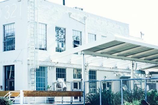House, Warehouse, White