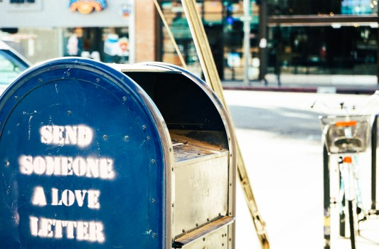 Letter, Mail, Mailbox, Postbox