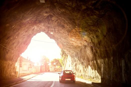 Car, Italy, Porsche, Street
