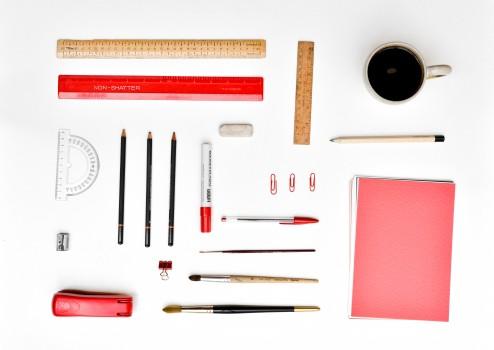 Coffee, Cup, Designer, Desk